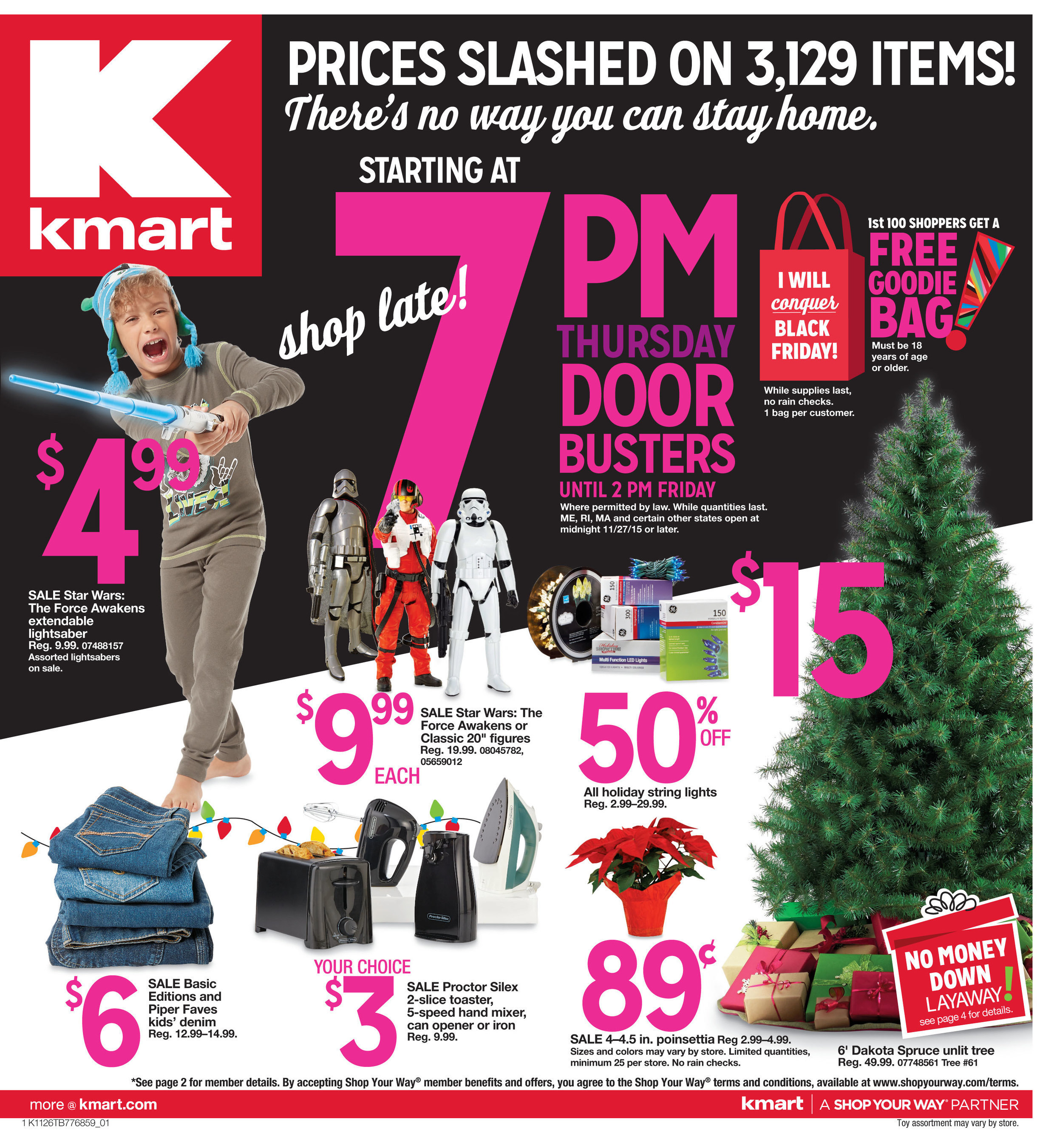 ATTENTION KMART® SHOPPERS! Your Guide to Shopping Kmart\'s ...