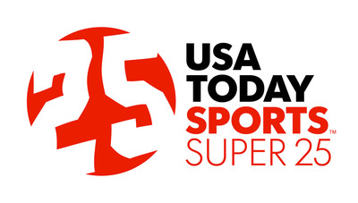 USA TODAY Sports Super 25.  (PRNewsFoto/USA TODAY Sports Media Group)