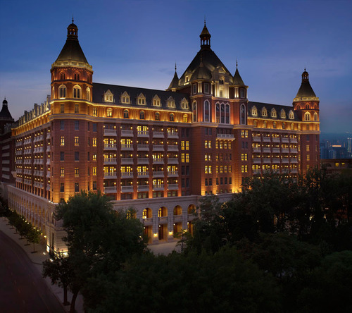 THE RITZ-CARLTON HOTEL COMPANY, L.L.C. CHARTS GLOBAL EXPANSION PLAN; ADDING 20 HOTELS PROJECTS THROUGH 2016. (PRNewsFoto/The Ritz-Carlton Hotel Company, L.L.C.) (PRNewsFoto/THE RITZ-CARLTON HOTEL ...)