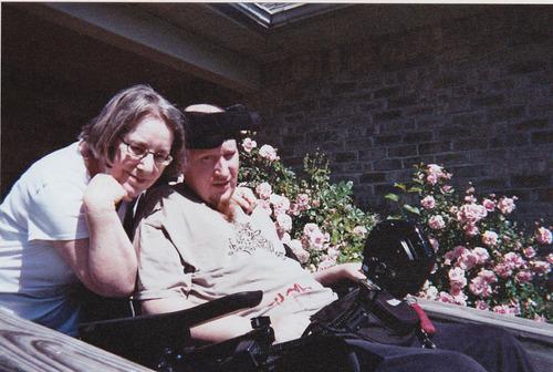 Janet and Lee Abramson.  (PRNewsFoto/Janet Abramson)