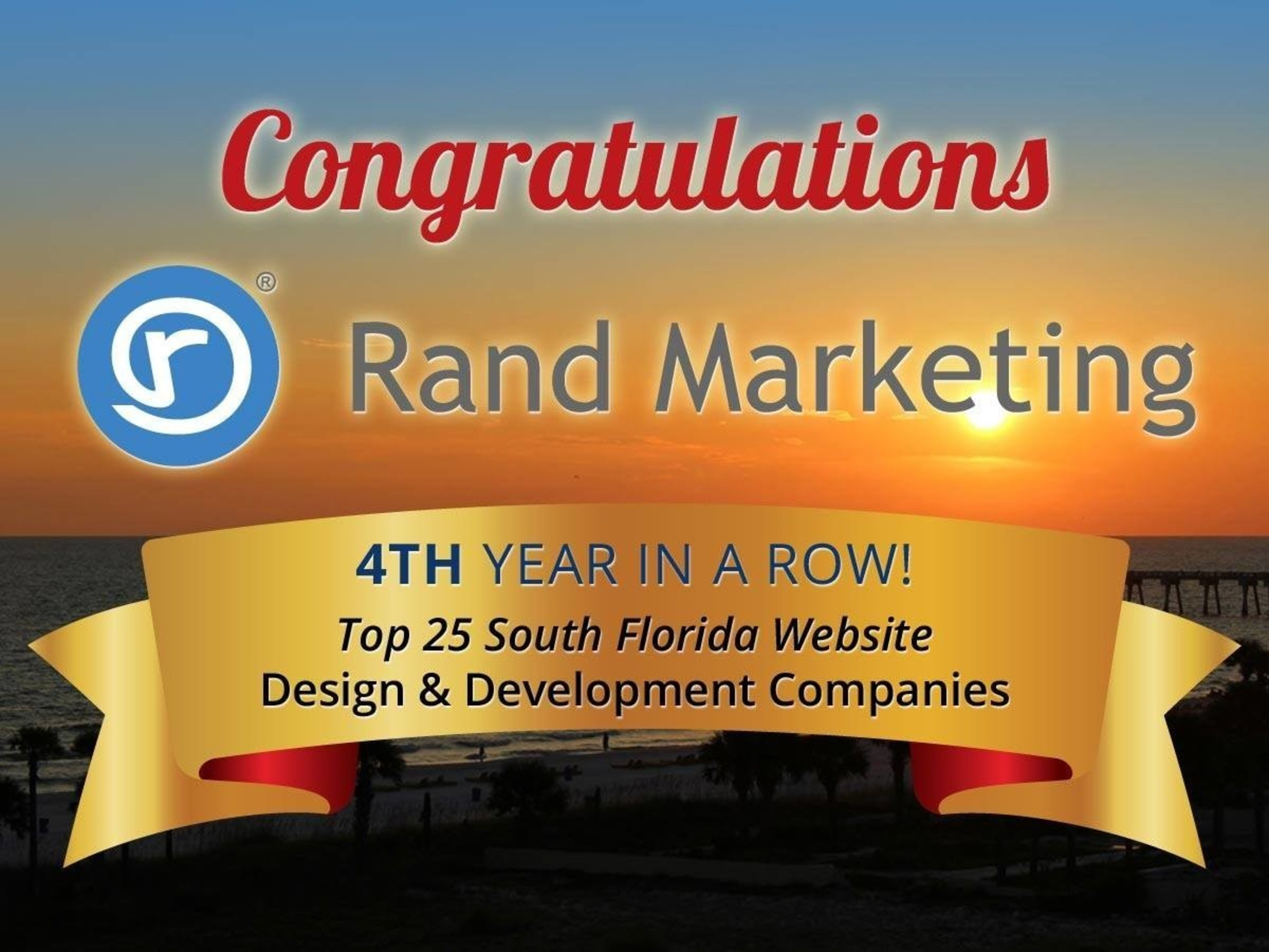 Rand Internet Marketing Named to the Top 10 for Website Design and Development Companies in South