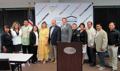 NAR Delegates from the Philippines meeting with the Santa Clara County Association of REALTORS(R) in San Jose, California