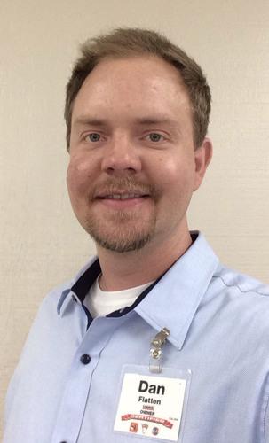 Meet Dan Flatten, U-Haul Marketing Company President of the new U-Haul Company of Eastern Oregon.  (PRNewsFoto/U-Haul)