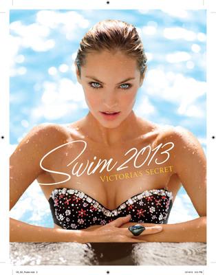 Victoria's Secret Launches Swim Collection And Angels & Artists Swim Video Series.  (PRNewsFoto/Victoria's Secret)