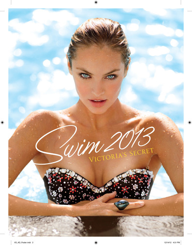Victoria's Secret Launches Swim Collection And Angels & Artists Swim Video Series.  ...