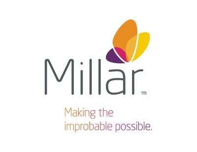 Millar, Inc. Logo (PRNewsFoto/Millar, Inc.)