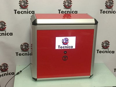 Tecnica presents the CASA SLS 3D printer with patented print head technology.