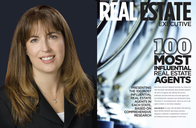 "JENNIFER ZALES NAMED ONE OF THE ""100 MOST INFLUENTIAL REAL ESTATE AGENTS IN FLORIDA"""