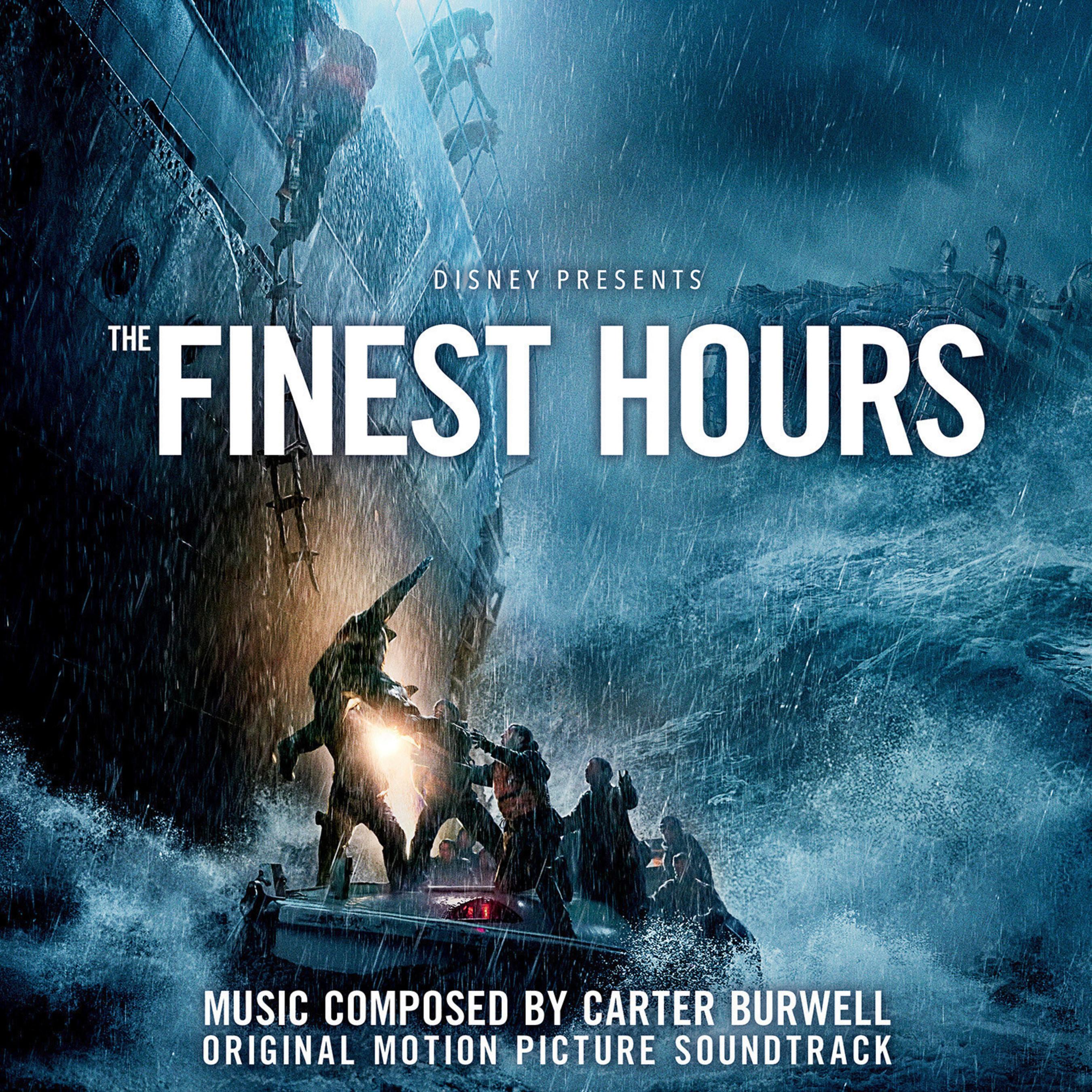 Walt Disney Records Set To Release 'The Finest Hours' Original Motion Picture Soundtrack