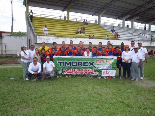 Stockton to Sponsor Soccer Team Club Amigos del Espinal in Colombia (PRNewsFoto/Stockton STK)