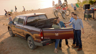 Honda Debuts New Hispanic Marketing Campaign for the All-New 2017 Ridgeline Pickup Truck