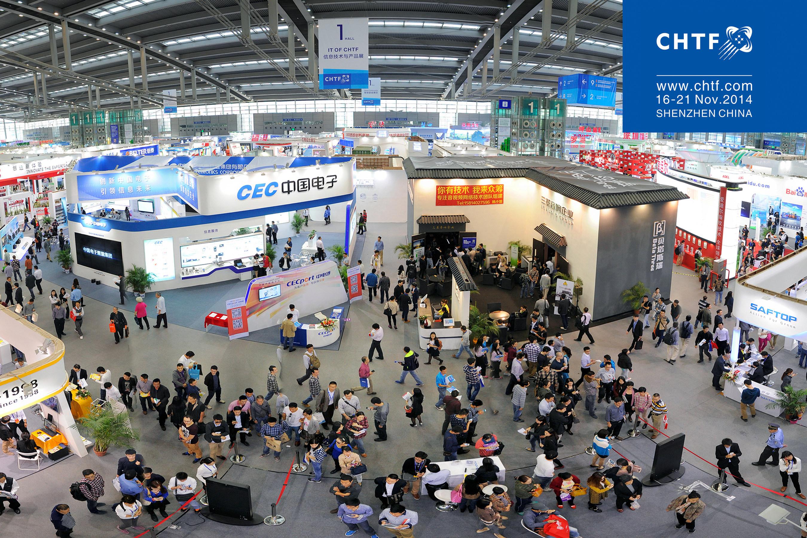 Maker-Kultur boomt auf der CHTF 2014