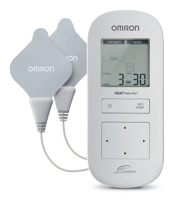 Omron Healthcare Introduces Its HEAT Pain Pro(TM) TENS Device To Help Millions With At-Home Personal Pain Management