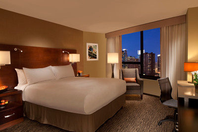 Millennium Hotel Minneapolis Reopens After Extensive Renovation.  (PRNewsFoto/Millennium Hotels and Resorts)