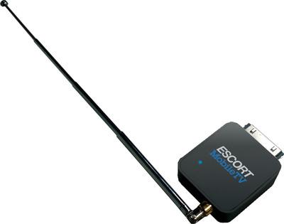 ESCORT MobileTV Receiver.  (PRNewsFoto/ESCORT Inc.)
