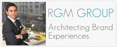 Alex Baxter joins RGM Group as CEO.  (PRNewsFoto/RGM Group)