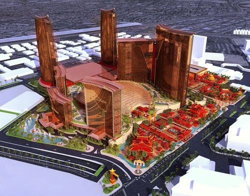 Genting Group annonce un nouveau projet de développement et de transformation le long du Las Vegas