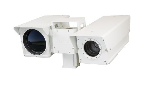 Accuracii XRU long range multi-sensor camera systems provide cost effective border security surveillance (PRNewsFoto/Opgal Ltd)