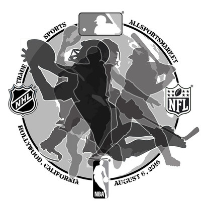 AllSportsMarket NFL NBA NHL Launch in Hollywood on August 6, 2016