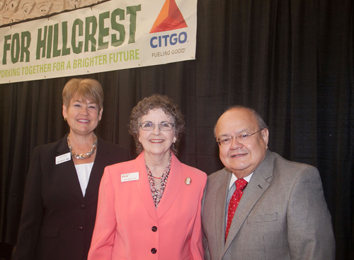 CITGO Corpus Christi Announces Hands for Hillcrest Grant Recipients.  (PRNewsFoto/CITGO Petroleum Corporation)