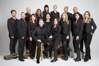 Meet the new SEPHORA PRO Team.