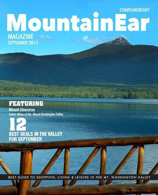 Prototype Cover For MountainEar Magazine.  (PRNewsFoto/Salmon Press Newspapers)