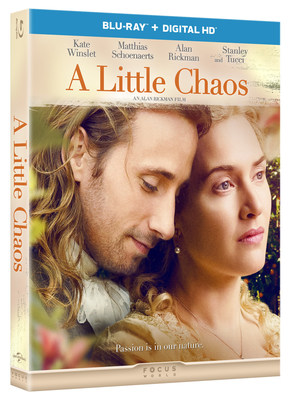 From Universal Pictures Home Entertainment: A Little Chaos
