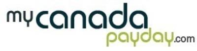 My Canada Payday logo (PRNewsFoto/My Canada Payday)