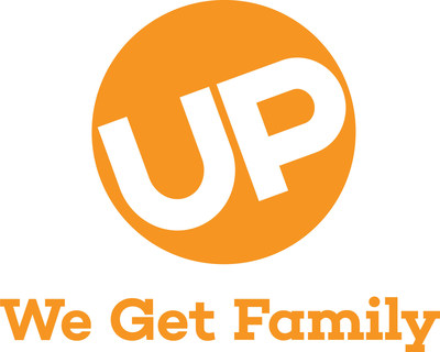 "UP ""We Get Family"" Logo"