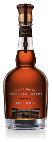 Woodford Reserve Releases Limited Edition 'Four Wood' Bourbon.  (PRNewsFoto/Woodford Reserve)