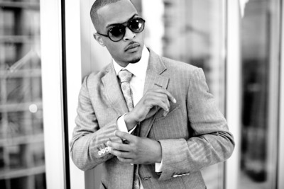 Multi- GRAMMY(R) Award Winner T.I. And Grand Hustle Enter Into Partnership With Columbia Records.  (PRNewsFoto/Columbia Records)