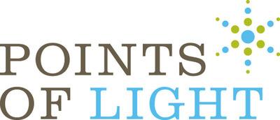 Points of Light Logo.(PRNewsFoto/Gannett Co., Inc.)