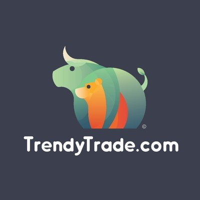 TrendyTrade, developed by Project Developers Inc., releases today the first stock market platform that combines stock market data with crowd sourcing public sentiment information. The comprehensive web-based stock market platform displays the expected move of every stock and asset for the day, and the week and offers real-time data in one central location www.trendytrade.com