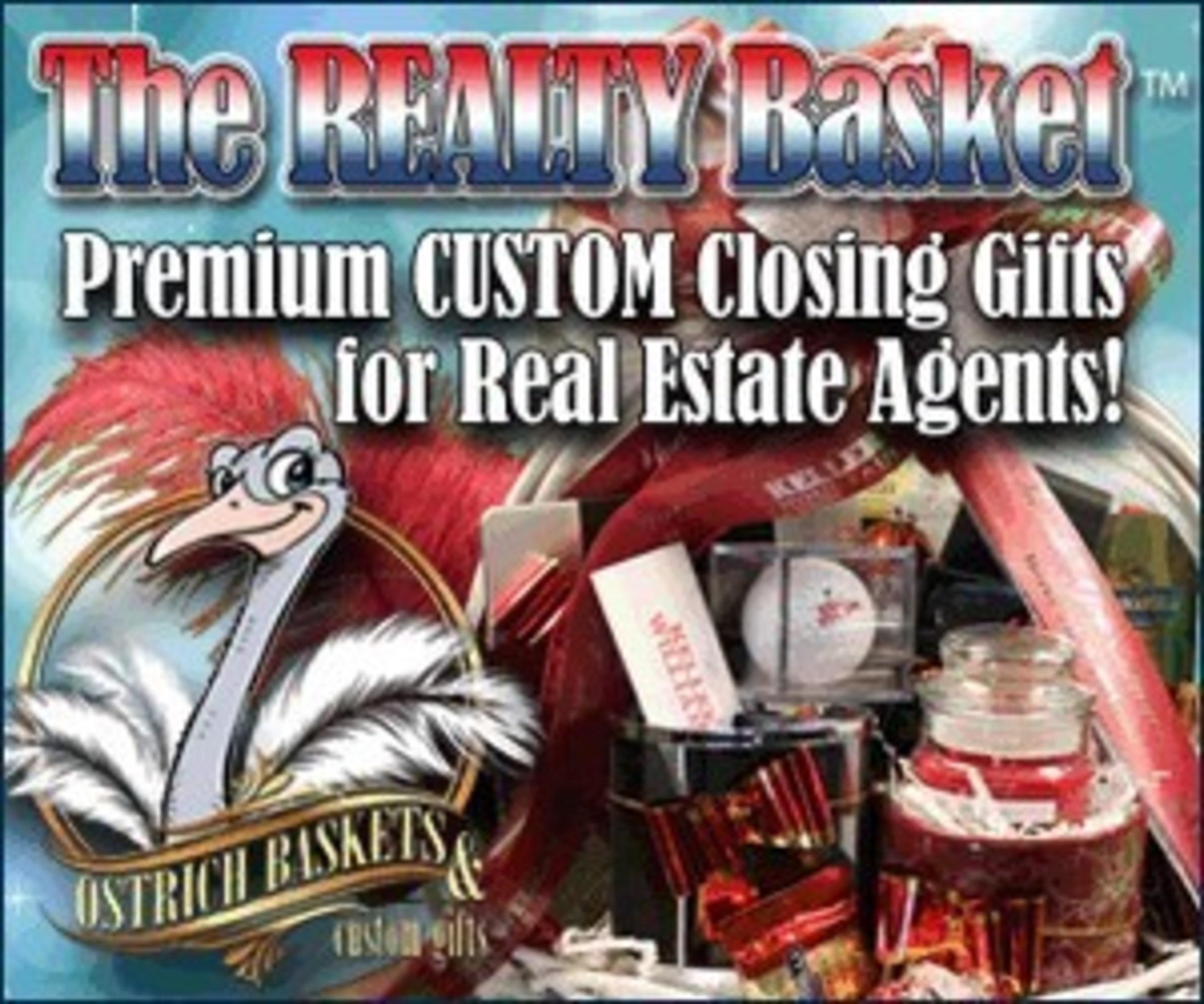 Ostrich Baskets & Custom Gifts (PRNewsFoto/Ostrich Baskets & Custom Gifts)
