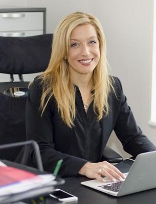 Elisabeth Brevenson, CEO/VD of Beepsend AB (PRNewsFoto/Beepsend AB) (PRNewsFoto/Beepsend AB)