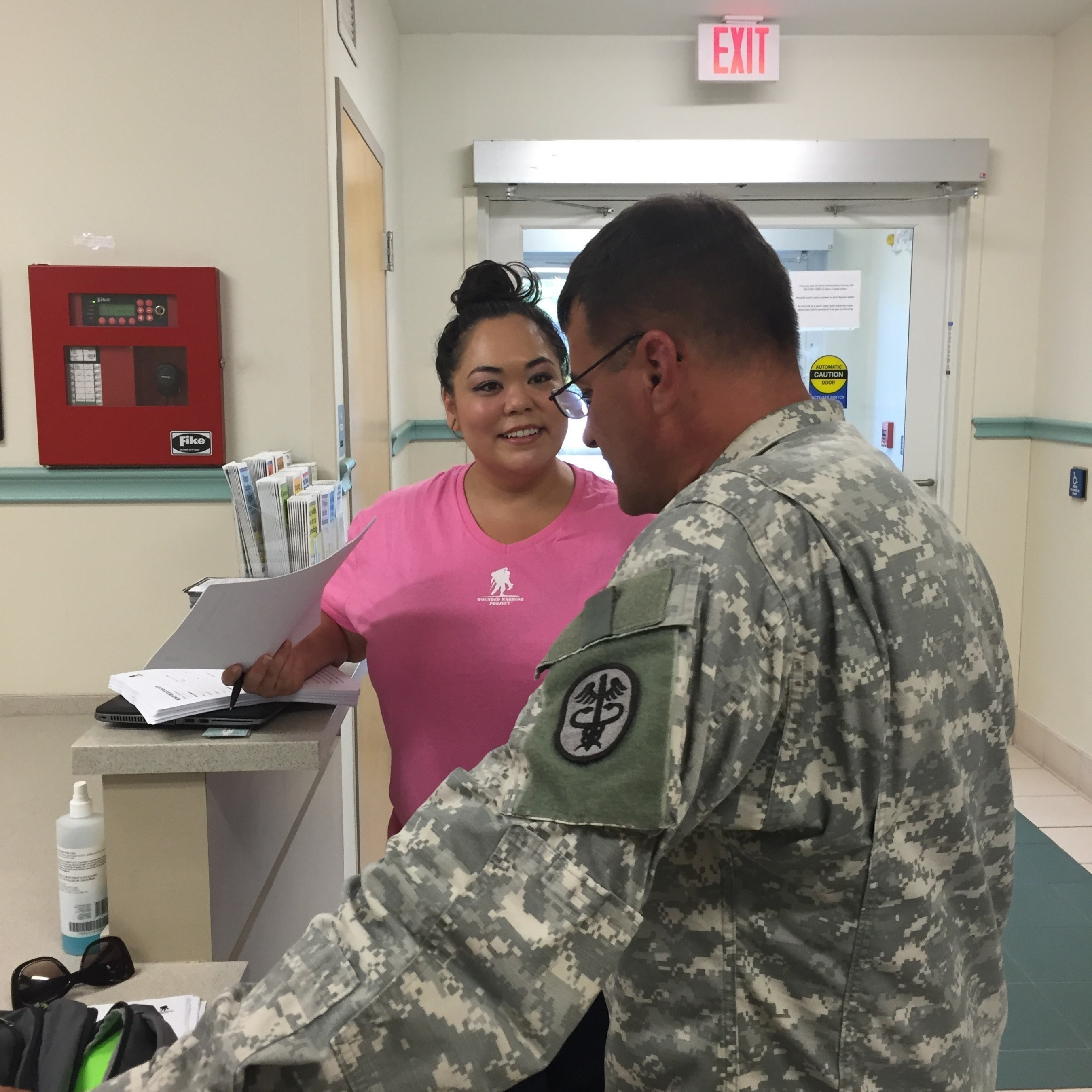 Benefits Claim Day is one of the events gaining traction across the nation as an innovative collaboration between WWP and VA.