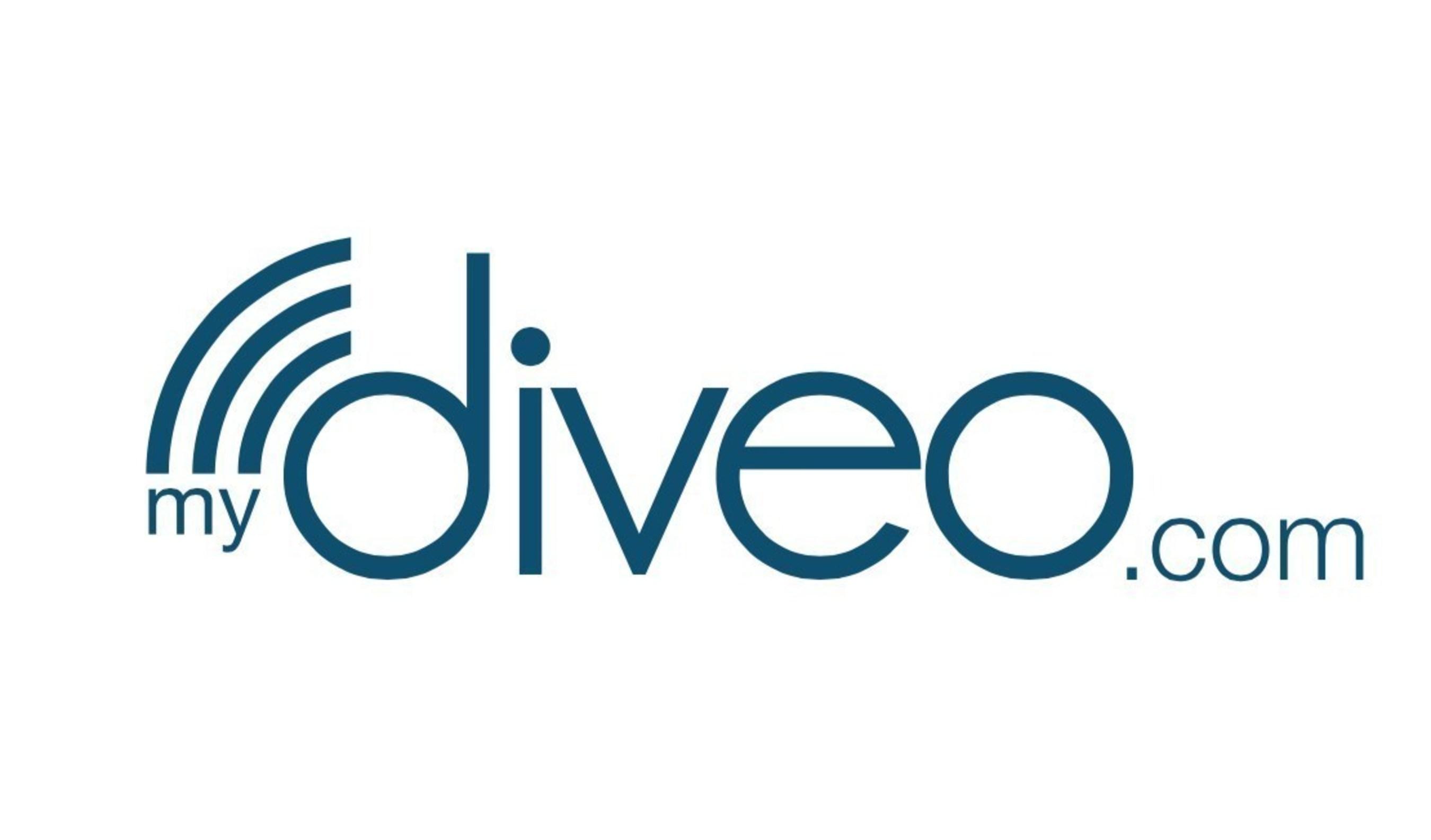 mydiveo logo