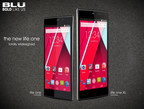 BLU Products Debuts New Smartphones at 2015 International CES in Las Vegas