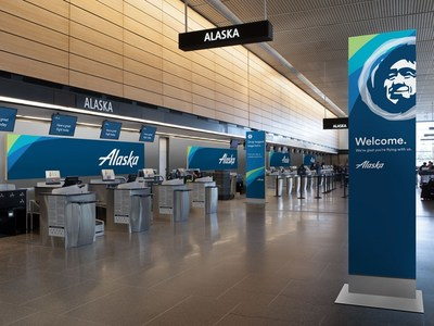 Starting tomorrow, travelers at Seattle-Tacoma International Airport will see a more welcoming lobby and 41 newly branded gates.