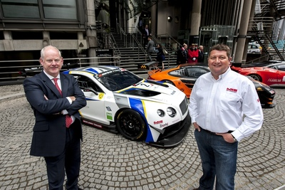 Lockton acquires motorsport insurance broker MIS Motorsport (PRNewsFoto/Lockton)