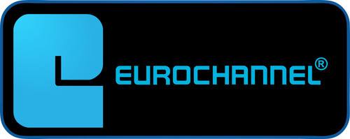 Logo of the TV channel Eurochannel.  (PRNewsFoto/Eurochannel)