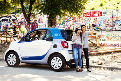 car2go crosses two million global member milestone