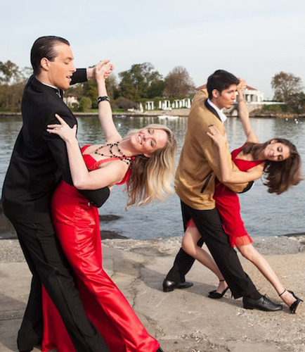 Latin and Ballroom dancing is 2014's Status Symbol - enjoy the elegance, sophistication and poise that only  ...