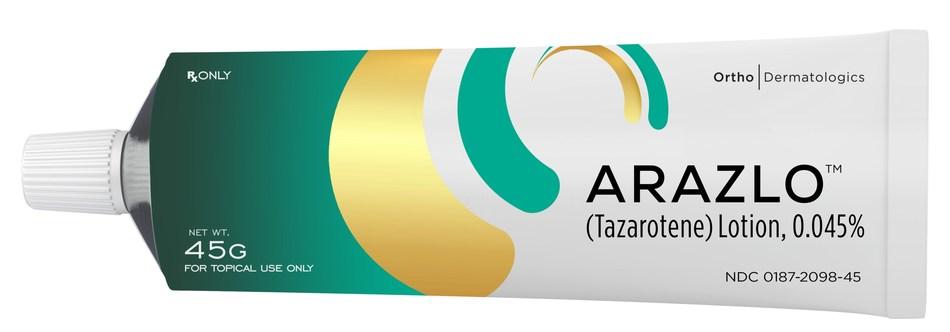 Rx Item-Arazlo (tazarotene) Lotion 45GM Tube BY Bausch Health