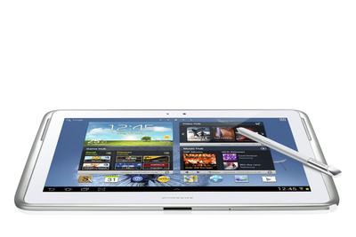 Samsung GALAXY Note 10.1 Has Arrived.  (PRNewsFoto/Samsung Electronics America Inc.)