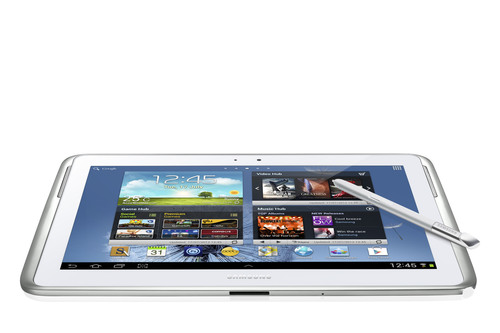 Samsung GALAXY Note 10.1 Has Arrived