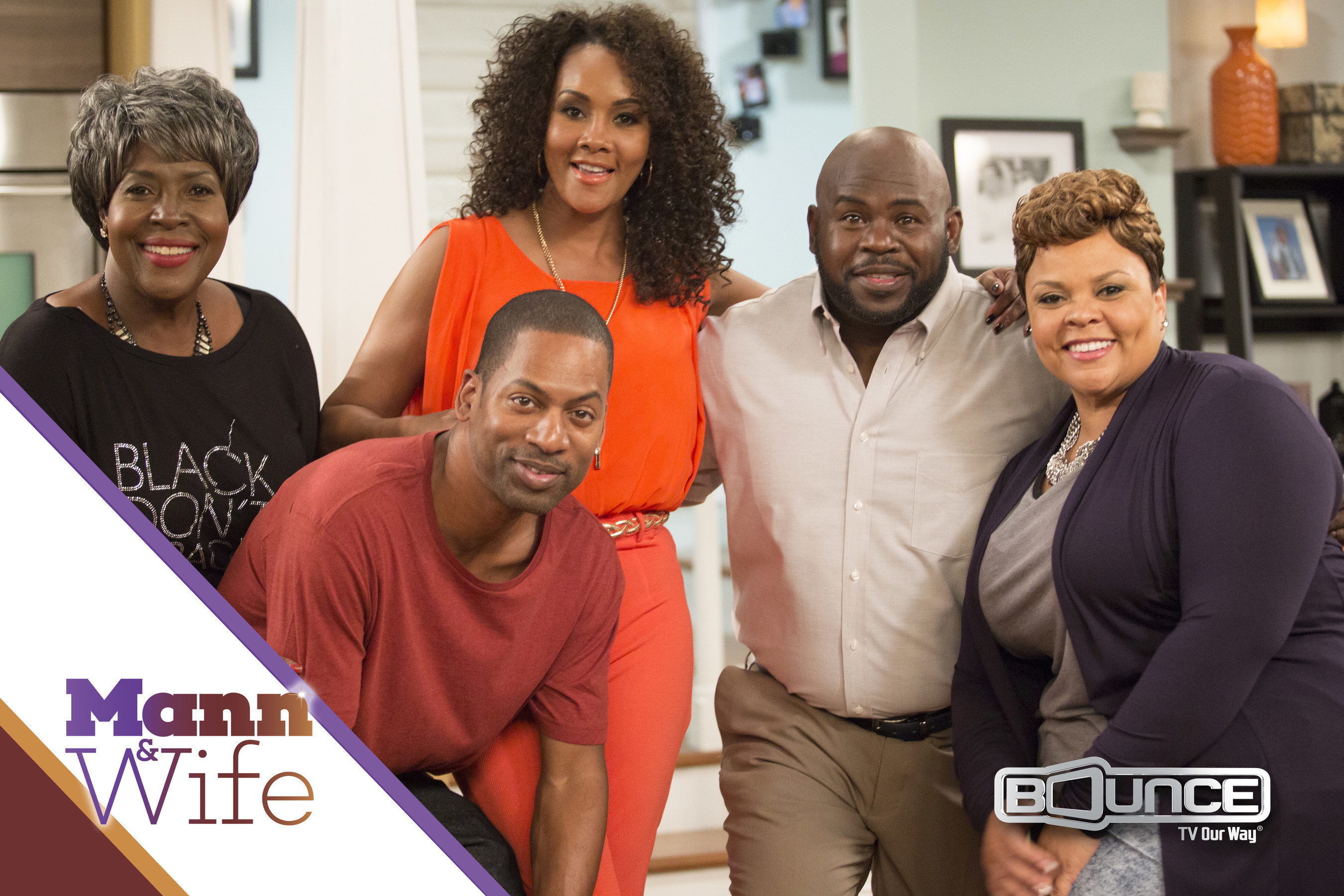 Bounce TV Unveils 2015-16 Upfront Programming Slate