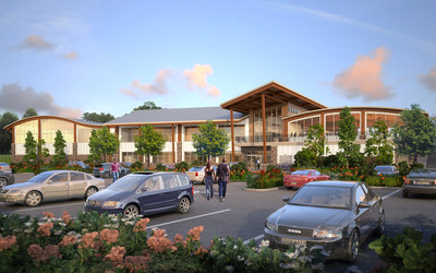 Tuxedo Farms, YMCA, credit: JGR Architects.
