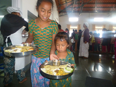 TPRF Food for People Program Celebrates Fifth Anniversary in Nepal