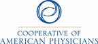 Cooperative of American Physicians, Inc. logo.